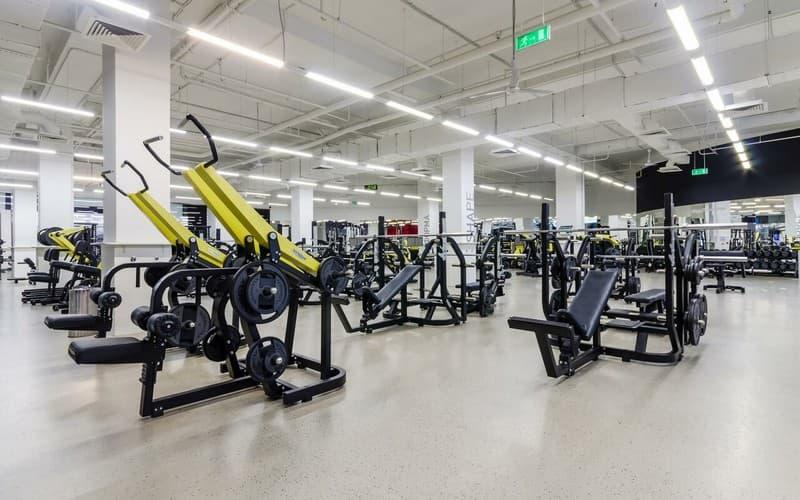 5 фитнес клубов в москва сити ксения смирнова видео в ночном клубе