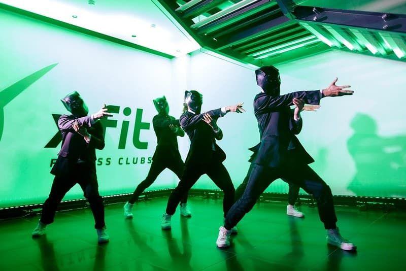 Требование носить маски в фитнес-клубе из-за коронавируса