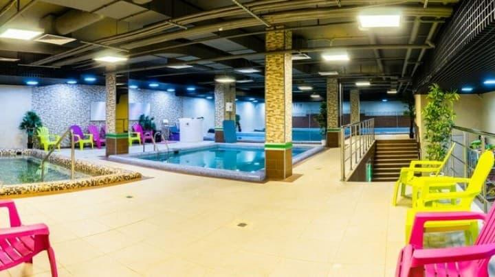 Фитнес клубы москвы с бассейном щелковская клубы ночные черноморское
