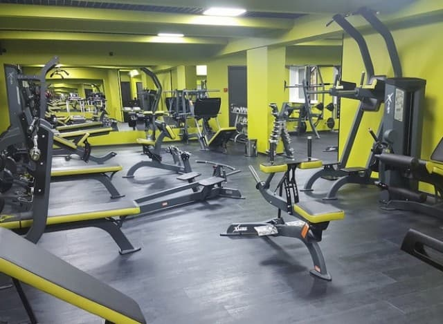 Brutal Gym Moscow