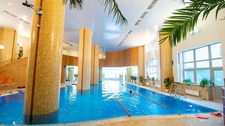 Фитнес клуб на академической с бассейном москва развлекательный клубы москвы