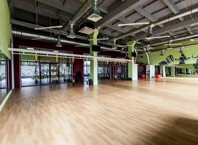 фитнес хаус на софийской фото