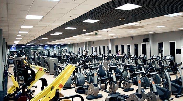 заполните фитнес клуб алекс химки фото зала инструкции плетению